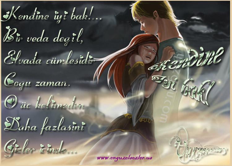 Güzel resimler üzerine yazılmış aşk sevgi sözleri